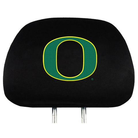 Oregon Ducks Head Rest Cover