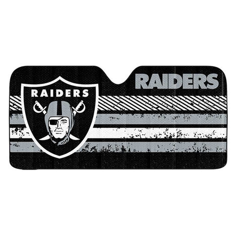 Oakland Raiders Universal Sun Shade