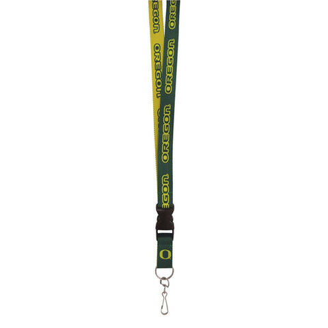 Oregon Ducks Lanyard