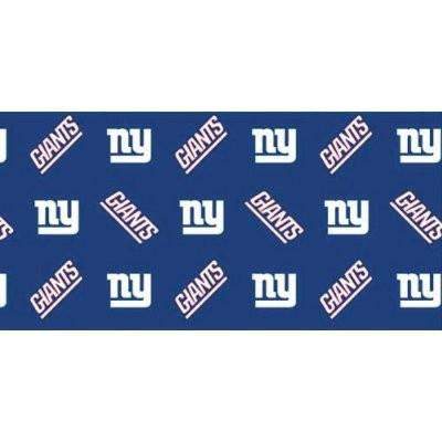 New York Giants Wrapping Paper