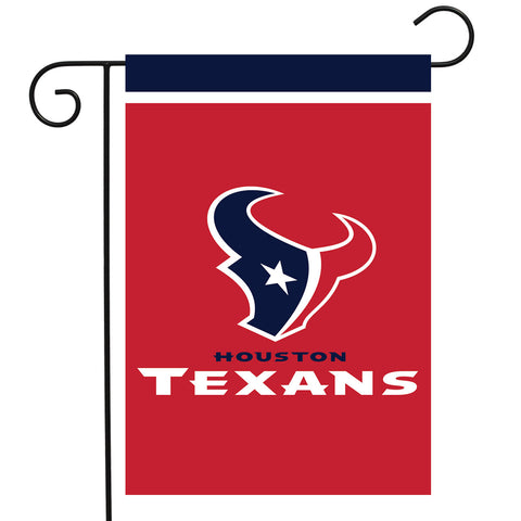 Houston Texans Garden Flag