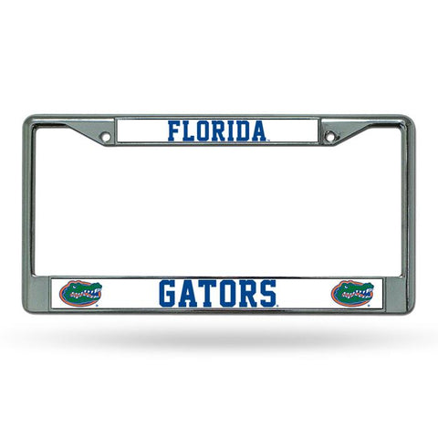 Florida Gators Chrome License Frame S