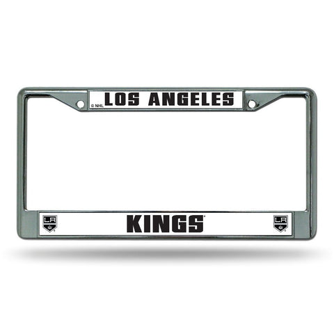 Los Angeles Kings Chrome License Frame S