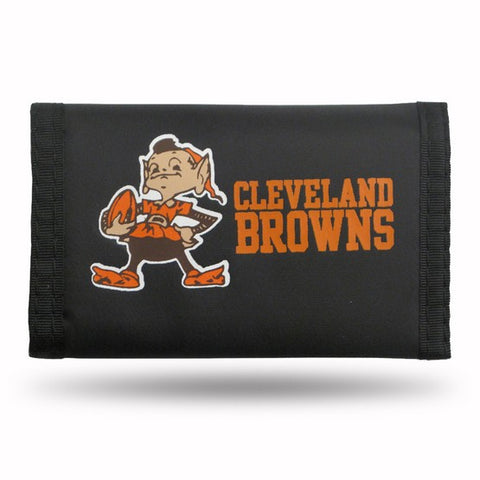 Cleveland Browns Nylon Wallet