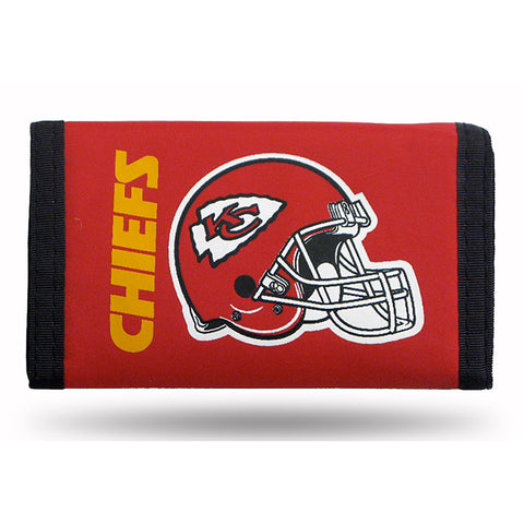 Kansas City Chiefs Nylon Wallet