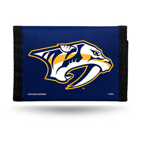 Nashville Predators Nylon Wallet