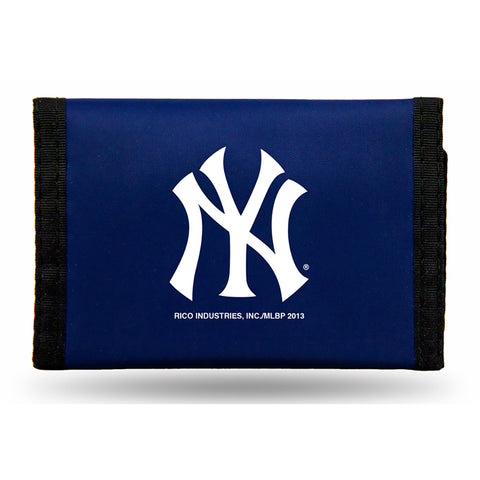 New York Yankees Nylon Wallet