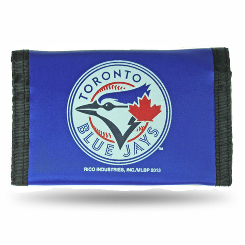 Toronto Blue Jays Nylon Wallet