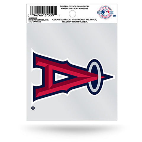 Los Angeles Angels Small Static Cling