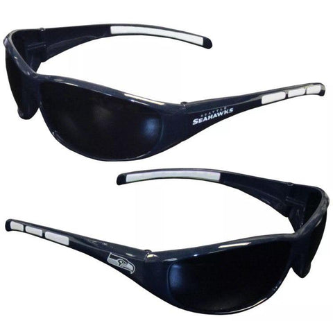 Seattle Seahawks Wrap Sunglasses