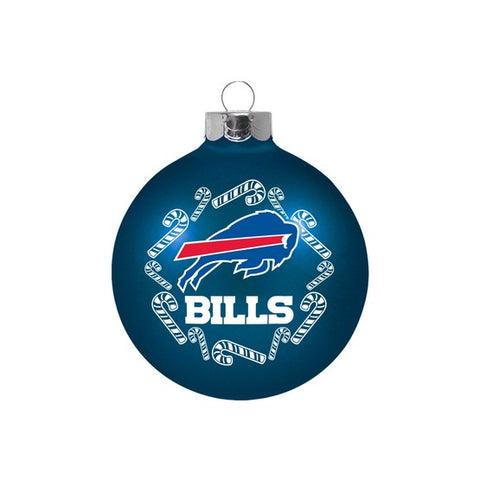"Buffalo Bills 2 5/8"" Ball Ornament"