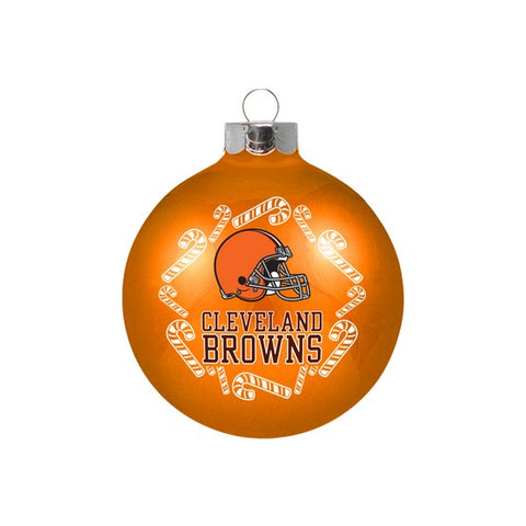 "Cleveland Browns 2 5/8"" Ball Ornament"