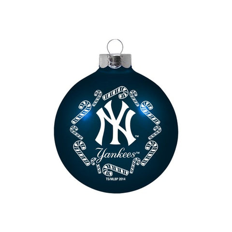 "New York Yankees 2 5/8"" Ball Ornament"