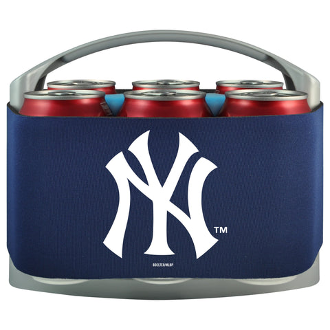 New York Yankees 6 Pack Can Coolie