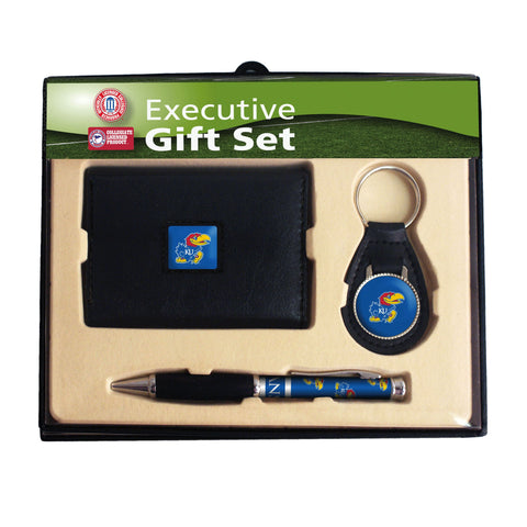 Kansas Jayhawks Men Gift Set