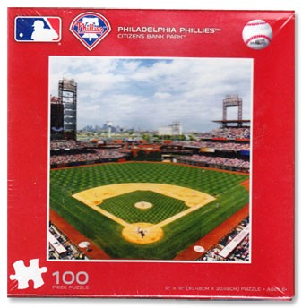 Philadelphia Phillies 100 Piece Puzzle