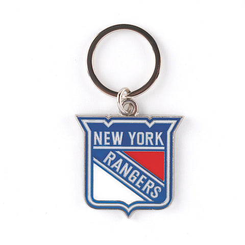 New York Rangers Logo Key Chain