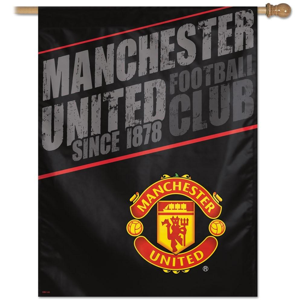 Manchester United 27x37 Vertical Flags