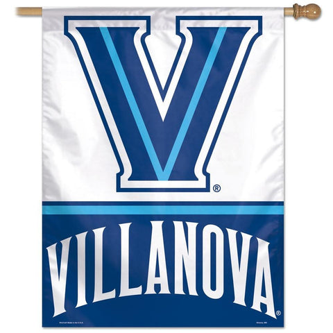 Villanova Wildcats 27x37 Vertical Flags