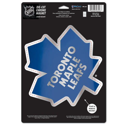 "Toronto Maple Leafs 8"" Die Cut Magnet"