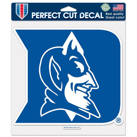 "Duke Blue Devils 8""X8"" Decal Color"