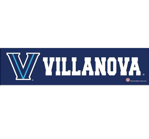 Villanova Wildcats Bumper Sticker