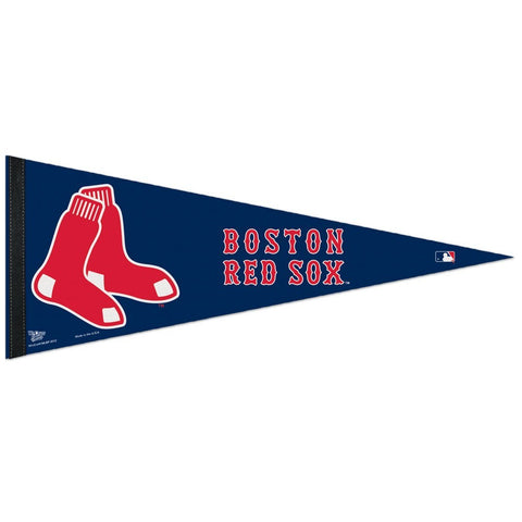 Boston Red Sox Felt Pennant