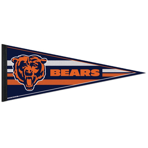 Chicago Bears Felt Pennant