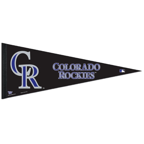 Colorado Rockies Felt Pennant