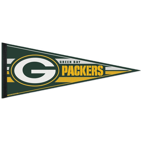 Green Bay Packers Felt Pennant