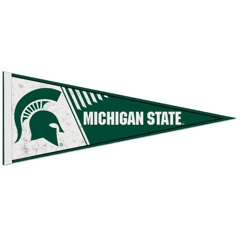 Michigan State Spartans Felt Pennant