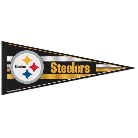 Pittsburgh Steelers Felt Pennant