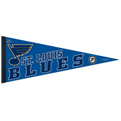 St. Louis Blues Felt Pennant