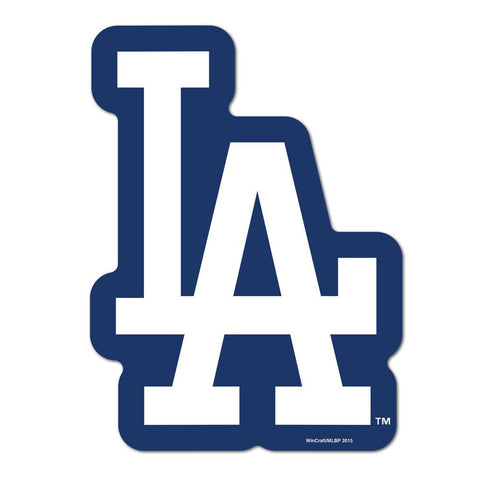 Los Angeles Dodgers Logo on the GoGo