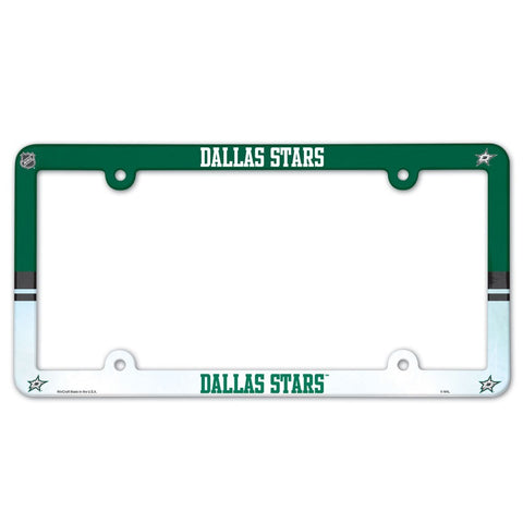 Dallas Stars Plastic Frame Color