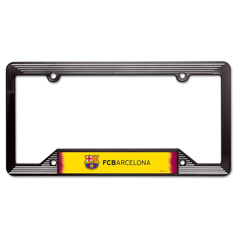 FC Barcelona Plastic License Frame
