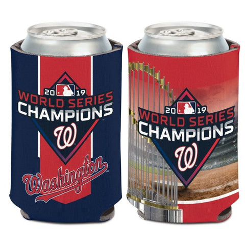 Washington Nationals 2019 World Series Champion Can Cooler