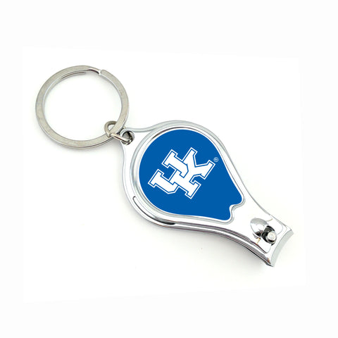 Kentucky Wildcats Nail Clipper Key Chain