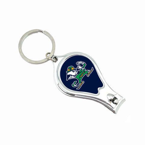 Notre Dame Fighting Irish Nail Clipper Key Chain