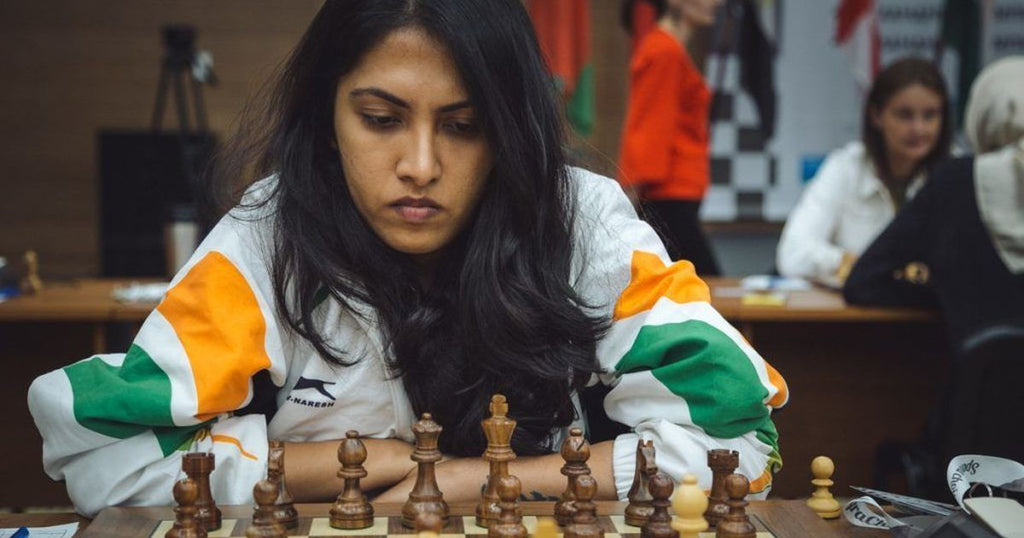 Chess Women India