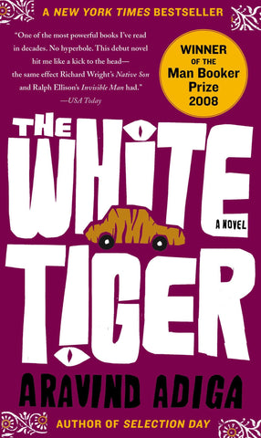 The White Tiger South Asian