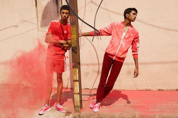 Adidas Originals HU Holi Collection Pharrell Williams