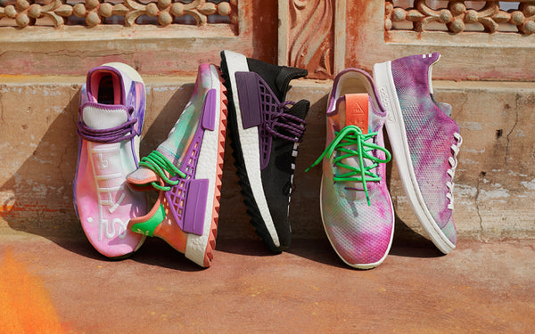 Adidas Originals Holi Collection HU Pharrell Williams