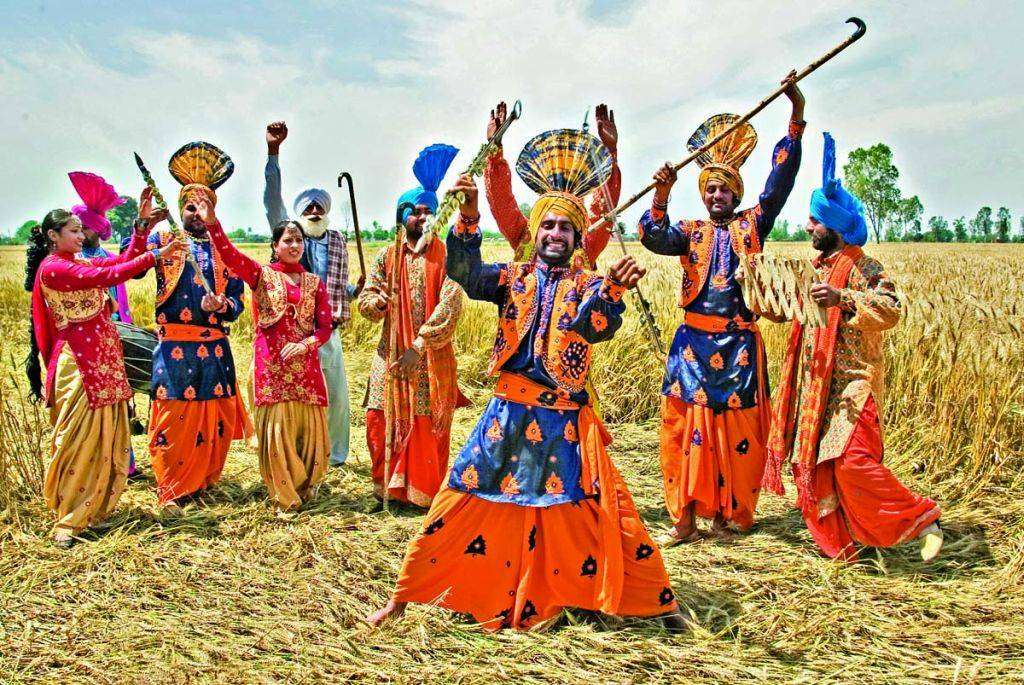 Baisakhi Indian Holiday