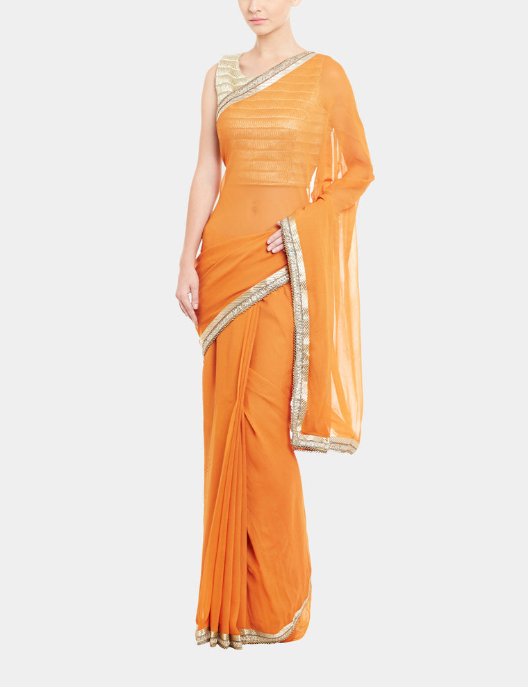 The Thalia Saree
