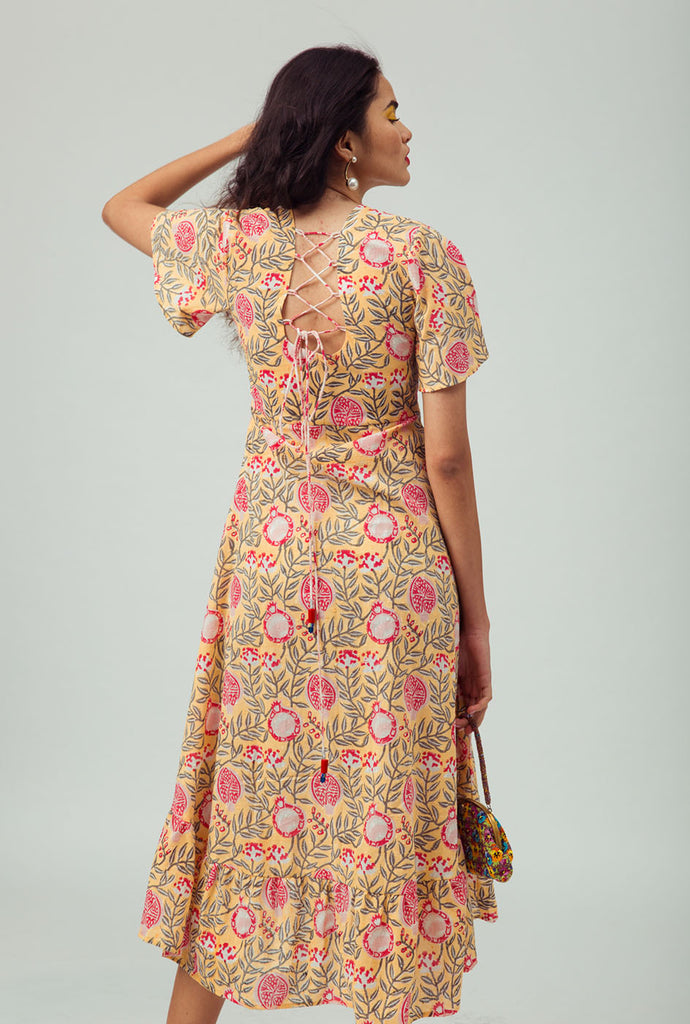 Ayukta vintage dress