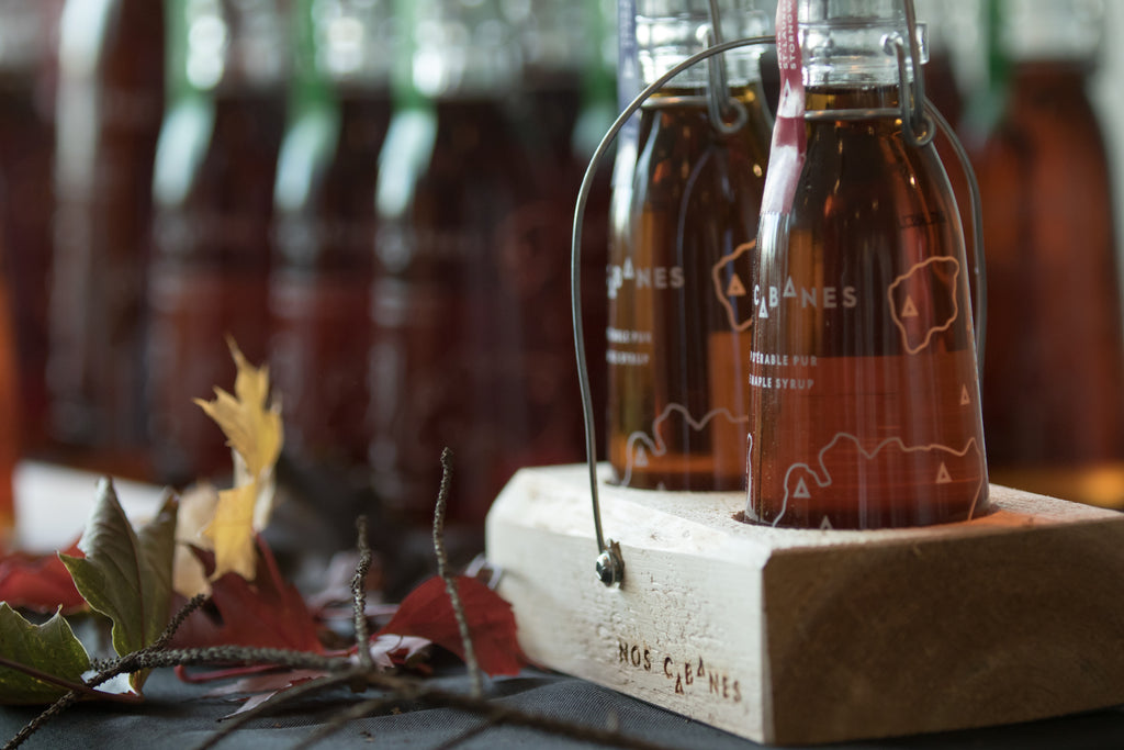 Maple Syrups Nos Cabanes