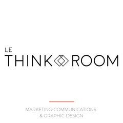 Le Think Room marketing-design
