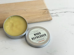 wood refresher beeswax