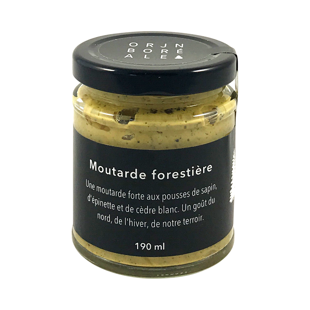 Boreal Forest Mustard